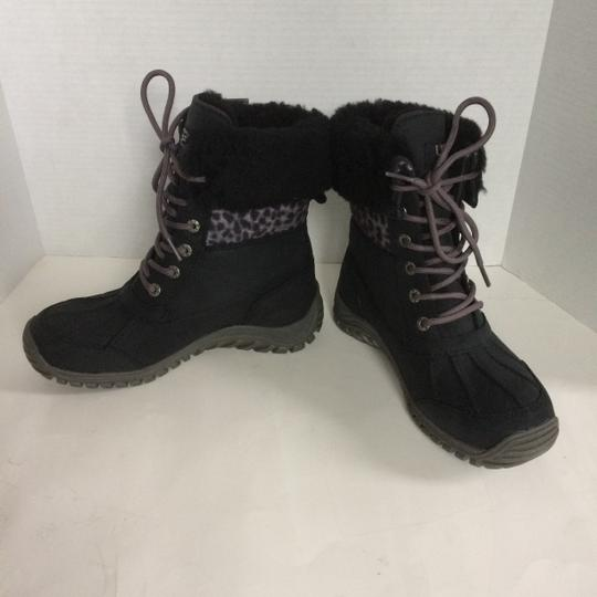 UGG Australia New With Tags Black Boots Image 5
