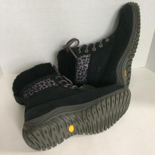 UGG Australia New With Tags Black Boots Image 6