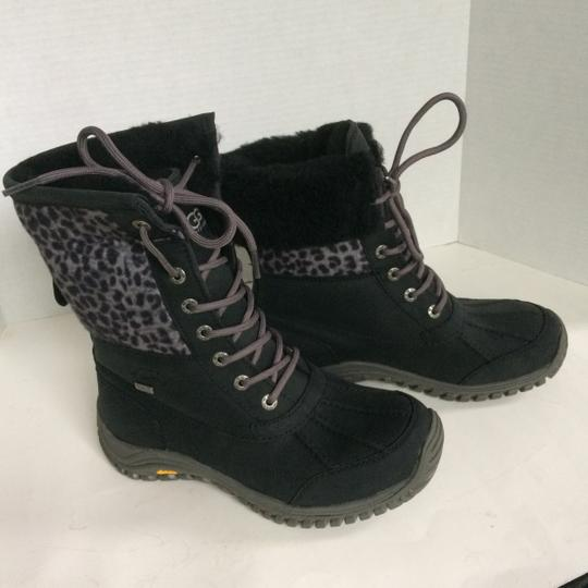 UGG Australia New With Tags Black Boots Image 8