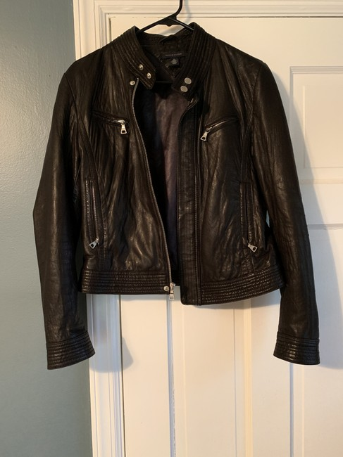 Tommy Hilfiger Leather Jacket Image 1