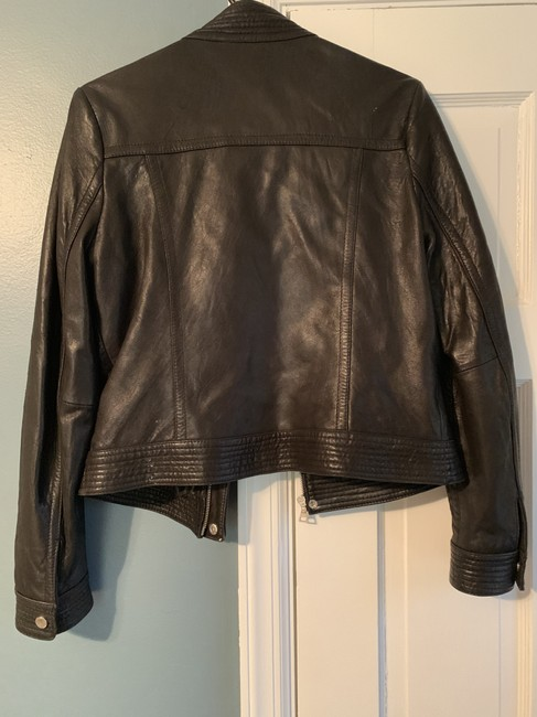 Tommy Hilfiger Leather Jacket Image 3