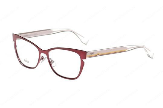 Fendi FF0135 N8W RX Prescription Eyeglasses Frames 53mm Italy Image 1