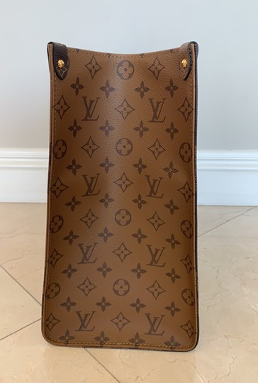 Louis Vuitton Tote Image 4