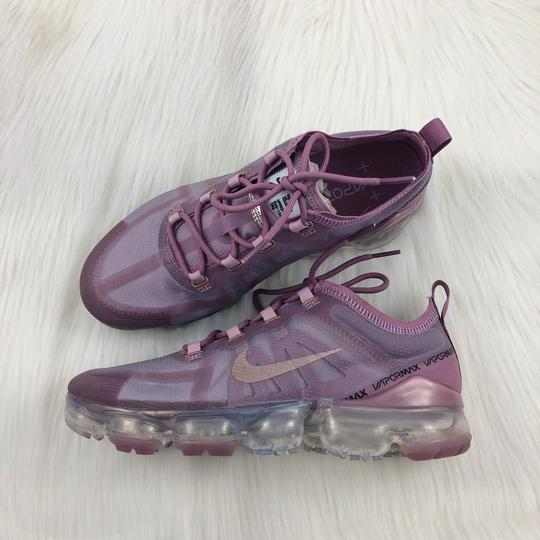 separation shoes 5ec42 5fb93 Nike Purple Women's Air Vapormax 2019 Plum Chalk Capture The Feeling Of  Running On Air with A Cushioned Sole That From Sneakers Size US 8.5 Narrow  ...