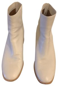 Frye Ankle white Boots