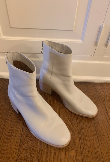 Frye Ankle white Boots Image 1