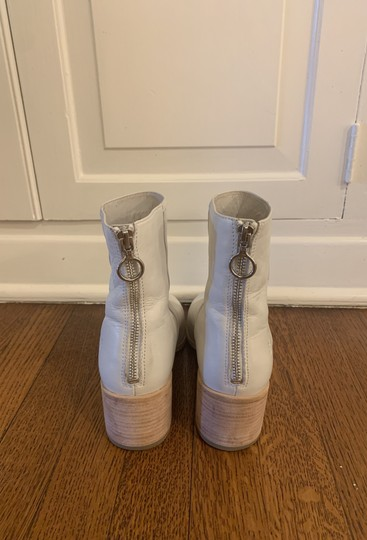 Frye Ankle white Boots Image 2