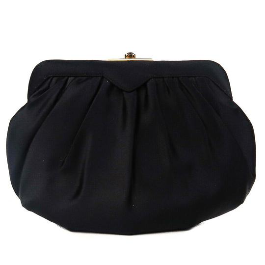 Judith Leiber Black Clutch Image 2