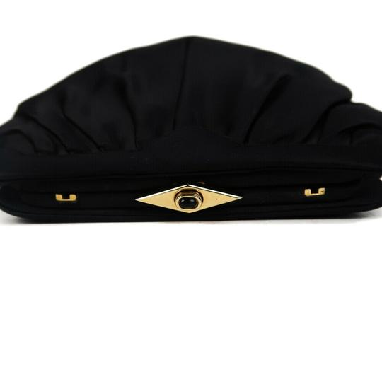 Judith Leiber Black Clutch Image 5