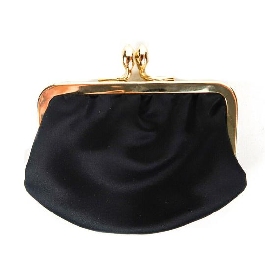 Judith Leiber Black Clutch Image 6
