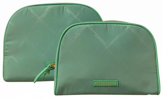 Preload https://img-static.tradesy.com/item/25965675/vera-bradley-mint-preppy-poly-large-and-medium-in-cosmetic-bag-0-2-540-540.jpg