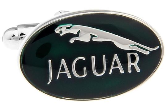 Preload https://img-static.tradesy.com/item/25965684/silvergreen-men-s-high-quality-jaguar-cufflinks-for-shirts-0-0-540-540.jpg
