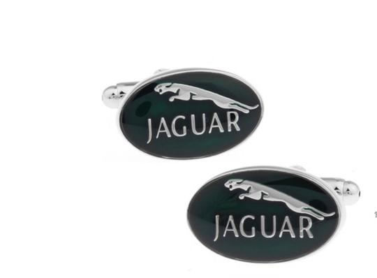Other Men's High Quality Jaguar Cufflinks For Shirts Image 2