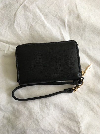 Tory Burch Wristlet in Black Image 1