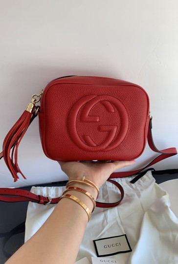 Gucci Cross Body Bag Image 12