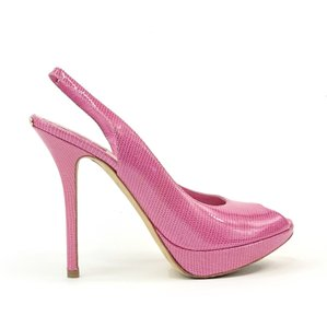 Dior Barbie Bubblegum Girly Cute Pink Pumps
