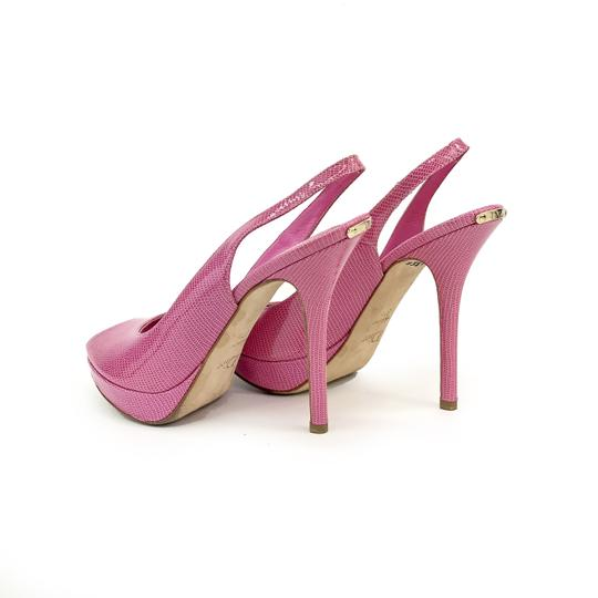 Dior Barbie Bubblegum Girly Cute Pink Pumps Image 4
