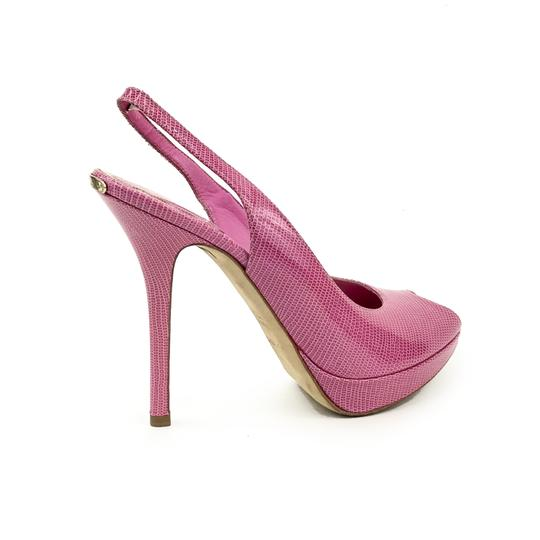 Dior Barbie Bubblegum Girly Cute Pink Pumps Image 5