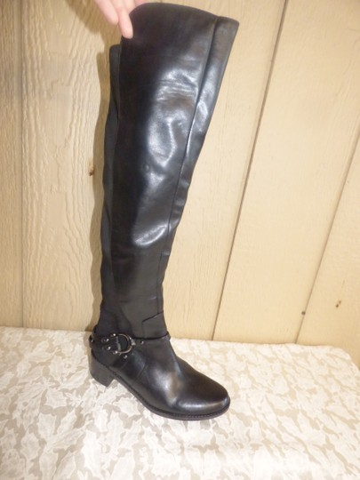 Marc Fisher Black Boots Image 3