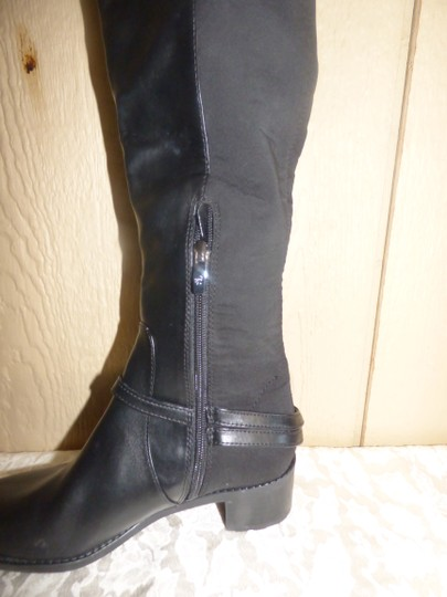 Marc Fisher Black Boots Image 6
