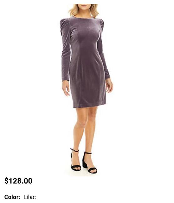 Preload https://img-static.tradesy.com/item/25965876/vince-camuto-lilac-mid-length-workoffice-dress-size-8-m-0-0-650-650.jpg