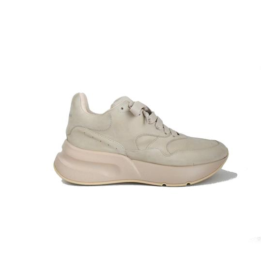 Alexander McQueen Light Peach Athletic Image 1