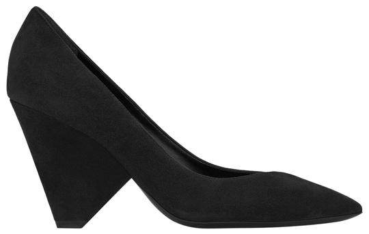 Preload https://img-static.tradesy.com/item/25965918/saint-laurent-black-women-s-suede-niki-85-eu-36us-484389-pumps-size-us-6-regular-m-b-0-2-540-540.jpg