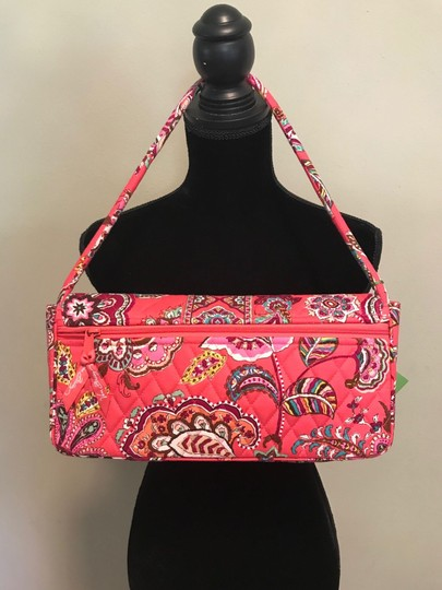 Vera Bradley Knot Just Call Me Coral Clutch Image 2