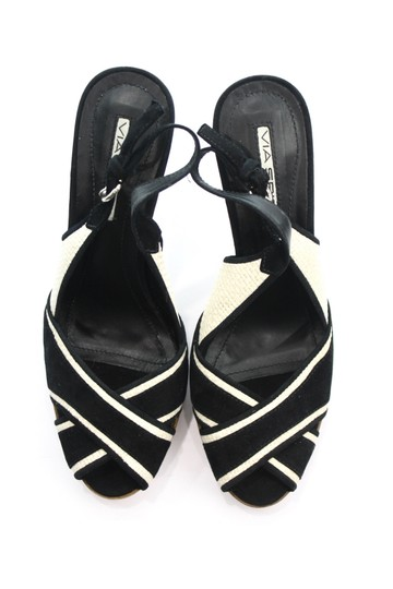 Via Spiga black Sandals Image 1