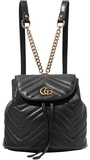 Preload https://img-static.tradesy.com/item/25966010/gucci-marmont-gg-quilted-leather-black-backpack-0-2-540-540.jpg