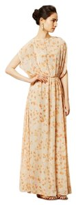 Peach Maxi Dress by Anthropologie Paper Crown Maxi