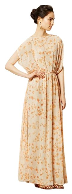 Item - Peach Paper Crown Long Casual Maxi Dress Size 4 (S)