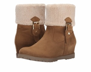 Tommy Hilfiger Suede Brown Boots
