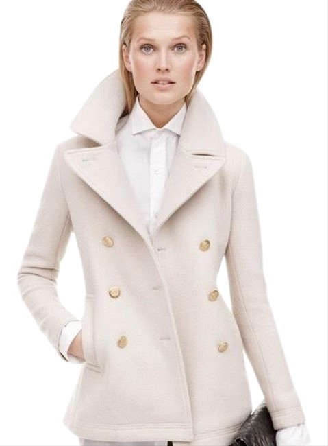 Item - Ivory Worn Once. Tall 2t Coat Size 2 (XS)