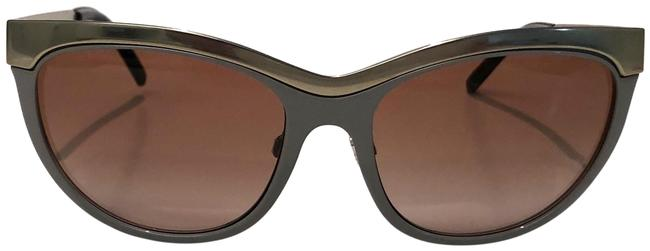 Item - Gold Vintage Nude with B 3078 Q 3451/13 Free 3 Day Shipping Sunglasses