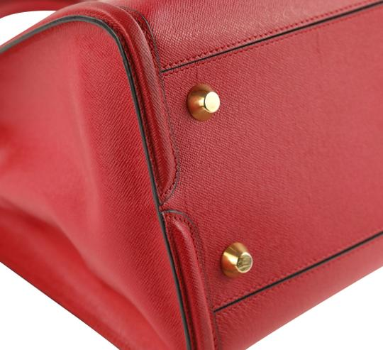 Alexander McQueen Tote in Red Image 3