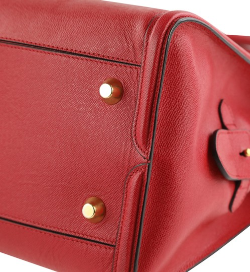 Alexander McQueen Tote in Red Image 4