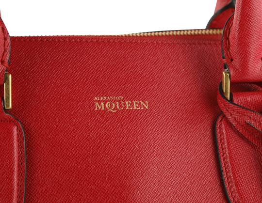 Alexander McQueen Tote in Red Image 5