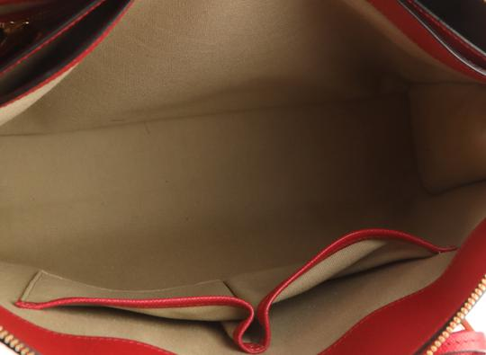 Alexander McQueen Tote in Red Image 6