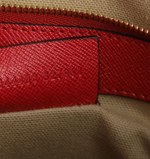 Alexander McQueen Tote in Red Image 8
