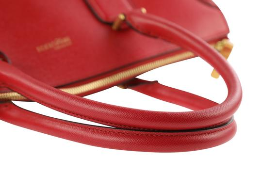 Alexander McQueen Tote in Red Image 9