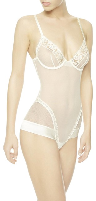 Item - Ivory (Nwt) Idylle 36c Bodysuit One-piece Bathing Suit Size 6 (S)