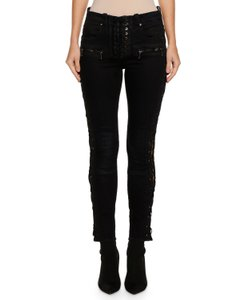 Unravel Project Skinny Jeans-Dark Rinse