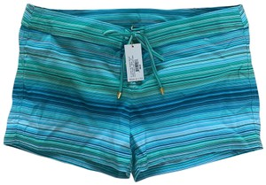 Helen Jon Board Shorts Blue and Turquoise