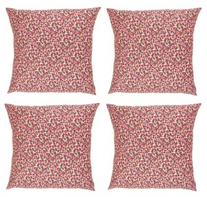 "4-pack Spotted Animal Print (18""X18"") Throw Pillow Covers Decoration"