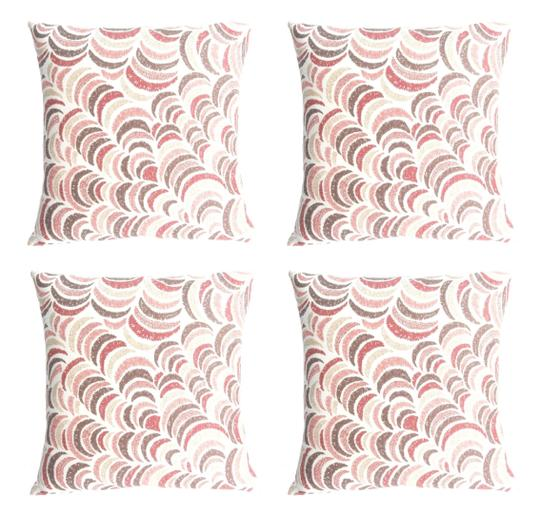 Preload https://img-static.tradesy.com/item/25967678/4-pack-fruit-melody-print-18x18-throw-pillow-covers-decoration-0-0-540-540.jpg