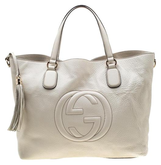 Preload https://img-static.tradesy.com/item/25968248/gucci-bag-soho-leather-working-cream-tote-0-2-540-540.jpg
