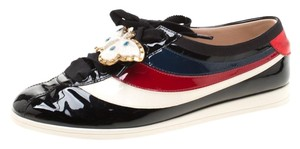 Gucci Leather Patent Leather Multicolor Athletic