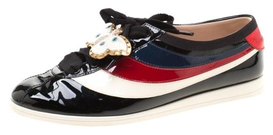 Preload https://img-static.tradesy.com/item/25968415/gucci-multicolor-patent-leather-new-ace-falacer-butterfly-low-top-sneakers-size-eu-39-approx-us-9-re-0-2-540-540.jpg