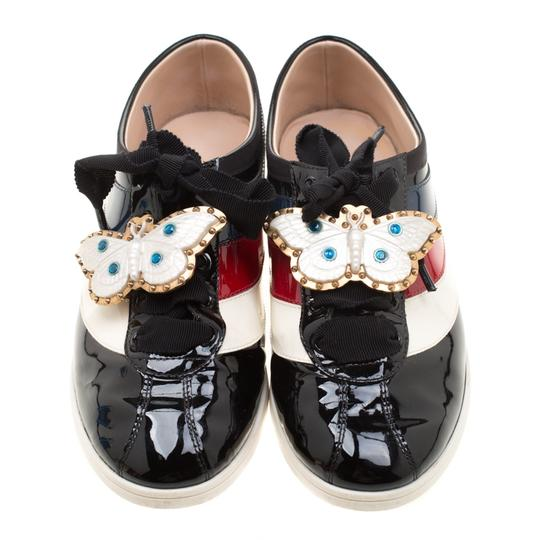 Gucci Leather Patent Leather Multicolor Athletic Image 1